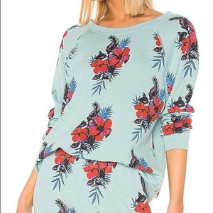 Wildfox | 🌺 Hibiscus Dreams Sommers Sweatshirt